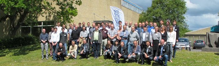 EnergyLab Nordhavn Kickoff meeting, DTU Risø Campus 9 June 2015