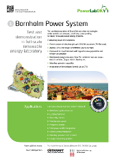 Front page bornholmpower system