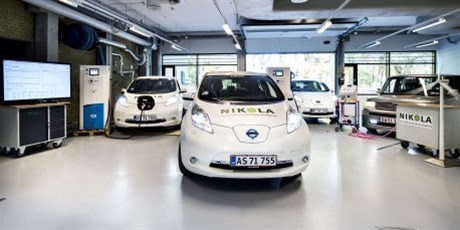 electric vehicle lab